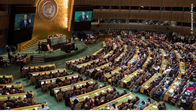 73rd session of the united nations general assembly u s mission